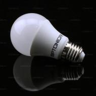 OPTONICA LED Gömbizzó, E27, 10W, semleges fehér fény, 806 Lm, 4500K SP1719