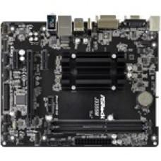 ASRock J3355M, DDR3/DDR3L 1866, SATA3, D-Sub, HDMI, DVI-D J3355M