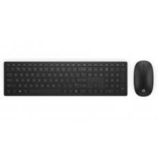 HP Vezeték nélküli Billentyűzet + Optikai egér Pavilion 800, fekete 4CE99AA#AKC