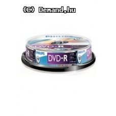 DVD-R Philips 4,7Gb 16x 10db/henger DM4S6B10F/00