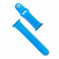Apple Nike+ watch szilikon óraszíj, 38 mm, V.kék CEL-STRAP-APNW38-LBL