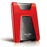"""2,5"""" 1TB A-DATA USB 3.1 HDD AHD650-1TU31-CRD piros"""