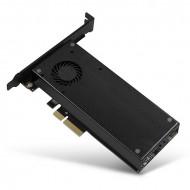 AXAGON PCEM2-DC PCIe NVMe+NGFF M.2 adapter PCEM2-DC