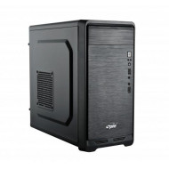 PC case Spire, Micro tower Tricer 1413 SPT1413B-HDU3