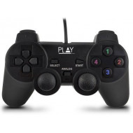 Ewent PL3330 Wired USB Gamepad Black PL3330