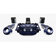 HTC Vive Pro - Full box, virtuális valóság rendszer, felbontás: 2880 x 1600 ( cs 99HANW003-00 HTC-PROFULL