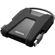 """ADATA 2.5"""" HDD USB 3.1 1TB HD680 ütésálló, Fekete AHD680-1TU31-CBK"""