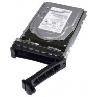 "DELL EMC szerver HDD - 600GB, 10000 RPM, 2.5"" SAS 12G 512n, 3.5"" HYB Hot-plug Drive [ 14G rack ]. 400-ATIL"