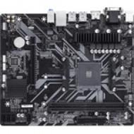 GIGABYTE Alaplap AM4 B450M S2H AMD B450, mATX B450M-S2H