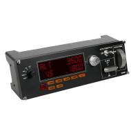 Logitech Saitek Pro Flight Multi Panel - műszerfal kijelző /945-000009/