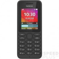 Nokia Nokia 130 (2017), Dual SIM, Fekete + Telekom Domino Quick SIM