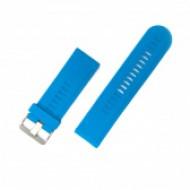 CELLECT Garmin Fenix 3 szilikon óraszíj, Kék, 26mm CEL-STRAP-FENIX3-BL