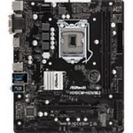 ASRock H310CM-HDV/M.2, INTEL H310 Series, LGA1151, 2 DDR4, 4 x SATA3 H310CM-HDV/M.2