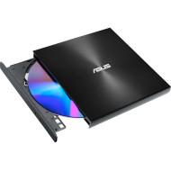 External DRW ASUS SDRW-08U9M-U, USB Type-C and Type-A, Ultra-Slim, Black SDRW-08U9M-U/BLK/G/AS+43825
