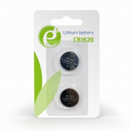 Energenie Button cell CR1620, 2-pack, blister EG-BA-CR1620-01