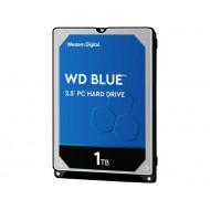 """1TB WD128MB SATA3 2,5"""" HDD Blue WD10SPZX Recertified"""