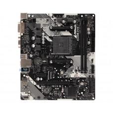 ASRock A320M-DVS R4.0, AM4, 2xDDR4 3200+, DVI-D, D-Sub, USB3.1 A320M-DVS R4.0