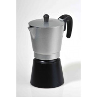 Kalnet Kalifa kávéfőző ezüst-fekete
