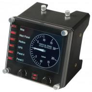 Logitech Saitek Pro Flight Instrument Panel - műszerfal kijelző /945-000008/