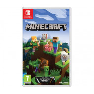 NINTENDO NS444_ SWITCH Minecraft: Nintendo Switch Edition NSS444_SWITCH_MINECRAFT_NSE