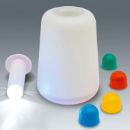 Somogyi CL 5CL színes LED asztali lámpa CL 5CL