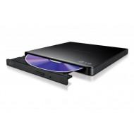 External DRW HLDS GP57EB40, Ultra Slim Portable, Black GP57EB40.AHLE10B