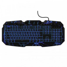 Hama uRage Illuminated 2 Gaming keyboard Black 113784
