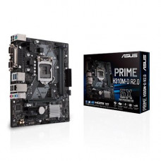 ASUS PRIME H310M-D R2.0, LGA1151, H310, HDMI, D-Sub PRIME H310M-D R2.0