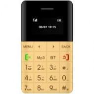 "BLAUPUNKT Blaupunkt FX S01 2G feature phone, 0.96""/OLED, 240*320 px, single-micro SIM, MICRO SD up to 8 GB, 280mAh battery, BT, FM radio, Torch 3,5 Jack, GOLD BLAFXS01G"