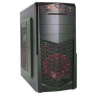 Danubius C3128 ATX ház ,1xUSB3.0 1xUSB2.0+HD audio port, SSD tálca C3128