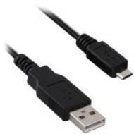 AKYGA kábel USB-Micro USB Összekötő A-B, 0.6m, Male/Male AK-USB-05