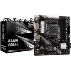 ASROCK B450M PRO4-F 90-MXBAB0-A0UAYZ