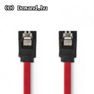 SATA HDD 0,5m Fémkörmös Red Nedis CCGP73050RD05
