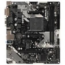 ASRock A320M-HDV R4.0, AM4, A320,  2 x DDR4 DIMM, 4 SATA3, HDMI, DVI-D, D-Sub A320M-HDV R4.0