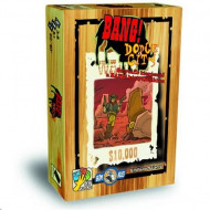 Asmodee Bang! Dodge City kártyajáték kiegészítő /DAV16078/