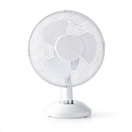 Nedis FNTB10CWT23 asztali ventilátor fehér