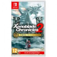 NINTENDO SWITCH Xenoblade Chronicles 2: Torna~The Golden Co software NSS825_NS_XENO_CHR_2_TORNA_T_GOL_CO