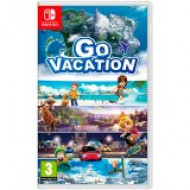 NINTENDO SWITCH Go Vacation software NSS240_NS_GO_VACATION