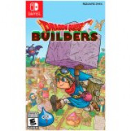 NINTENDO SWITCH Dragon Quest Builders software NSS138_NS_DRAGON_QUEST_BUILDERS