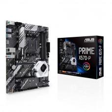 ASUS Prime X570-P, AM4, X570, 4 DDR4/ 128 GB, HDMI Prime X570-P