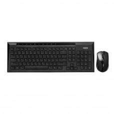 Rapoo 8200M Multi-mode wireless keyboard & mouse Black HU 190804