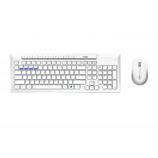 Rapoo 8200M Multi-mode wireless keyboard & mouse White HU 190805