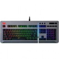 Tt eSPORTS KB/Level 20 RGB/Blue/Space Gray/RGB/American/0/1 KB-LVT-BLSRUS-01
