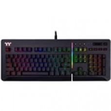 Tt eSPORTS KB/Level 20 RGB/Razer Green/Black/RGB/American/0/1 KB-LVT-RGBRUS-01