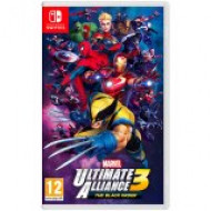 NINTENDO NS Marvel Ultimate Aliance 3: The Black Order játékszoftver NSS437_NS_MARVEL_ULTIMATE_ALIANCE_3