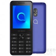 Alcatel 2003 mobiltelefon kék + Telenor Expressz SIM kártya