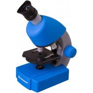 Bresser Junior 40x-640x mikroszkóp, azúr EAN: 0611901514710