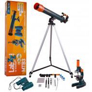 Levenhuk LabZZ MTB3 Mikroszkóp és teleszkóp és távcső készlet EAN: 0611901504889