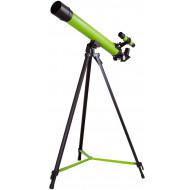 Bresser Junior Space Explorer 45/600 AZ teleszkóp, zöld EAN: 0611901511696