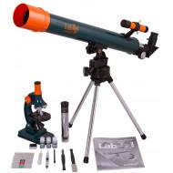 Levenhuk LabZZ MT2 Mikroszkóp és teleszkóp készlet EAN: 0611901504872